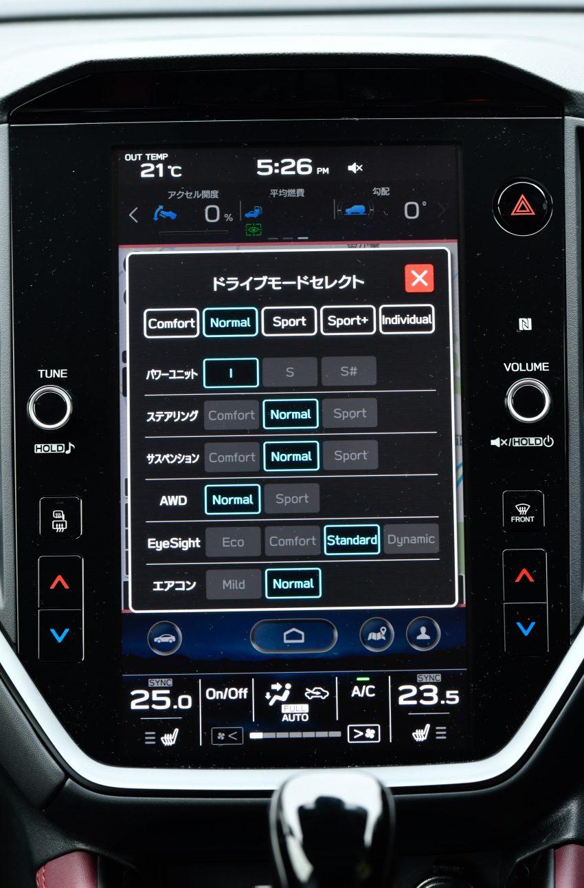 第二代 Subaru Levorg 全球首发, 新引擎, 安全性全面进化 Image #132281