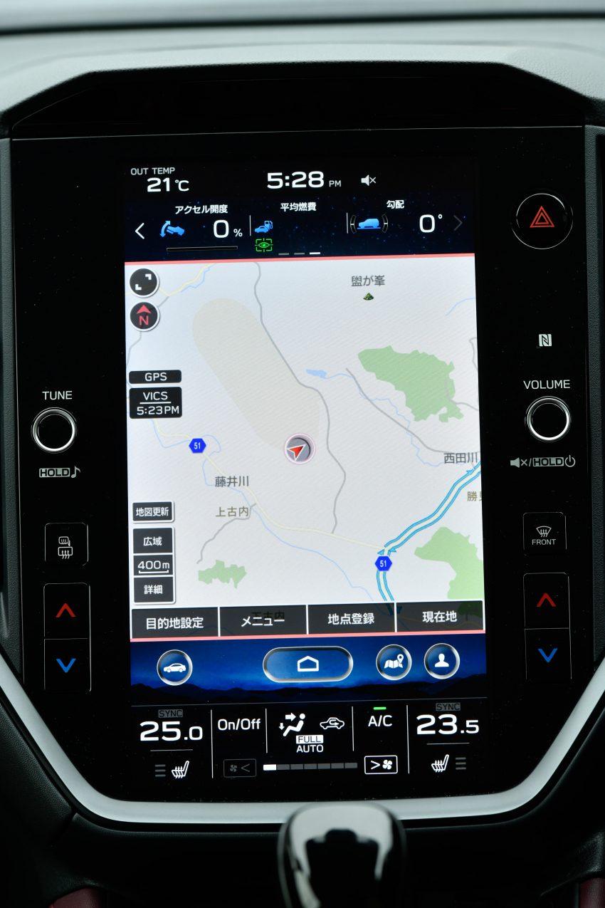 第二代 Subaru Levorg 全球首发, 新引擎, 安全性全面进化 Image #132283
