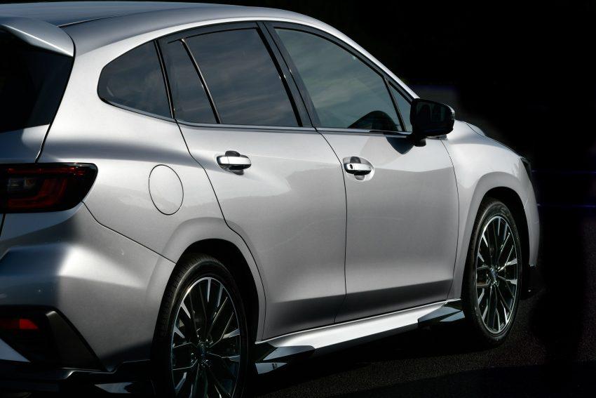 第二代 Subaru Levorg 全球首发, 新引擎, 安全性全面进化 Image #132287