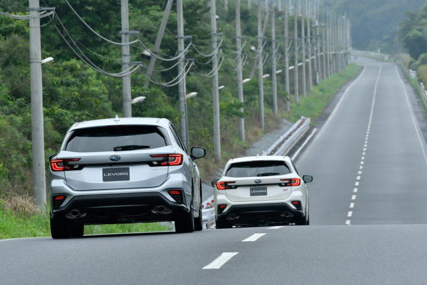 第二代 Subaru Levorg 全球首发, 新引擎, 安全性全面进化 Image #132290