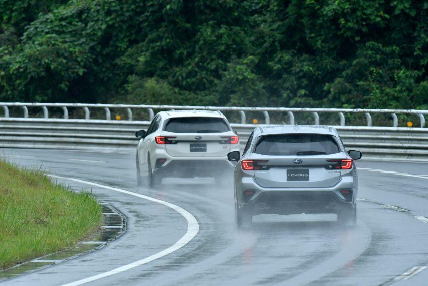 第二代 Subaru Levorg 全球首发, 新引擎, 安全性全面进化 Image #132295