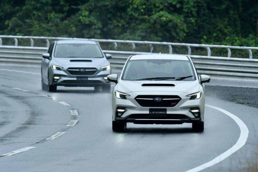第二代 Subaru Levorg 全球首发, 新引擎, 安全性全面进化 Image #132296