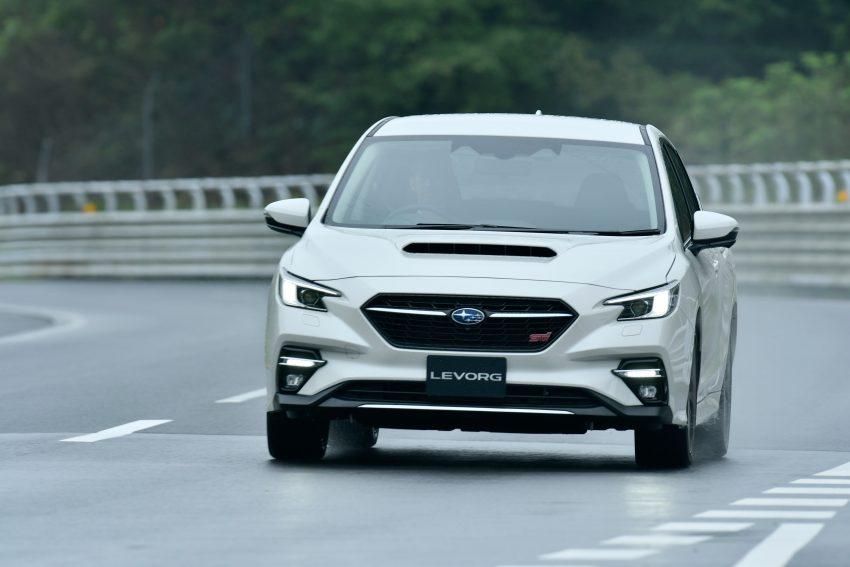 第二代 Subaru Levorg 全球首发, 新引擎, 安全性全面进化 Image #132297
