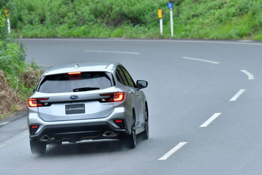 第二代 Subaru Levorg 全球首发, 新引擎, 安全性全面进化 Image #132298