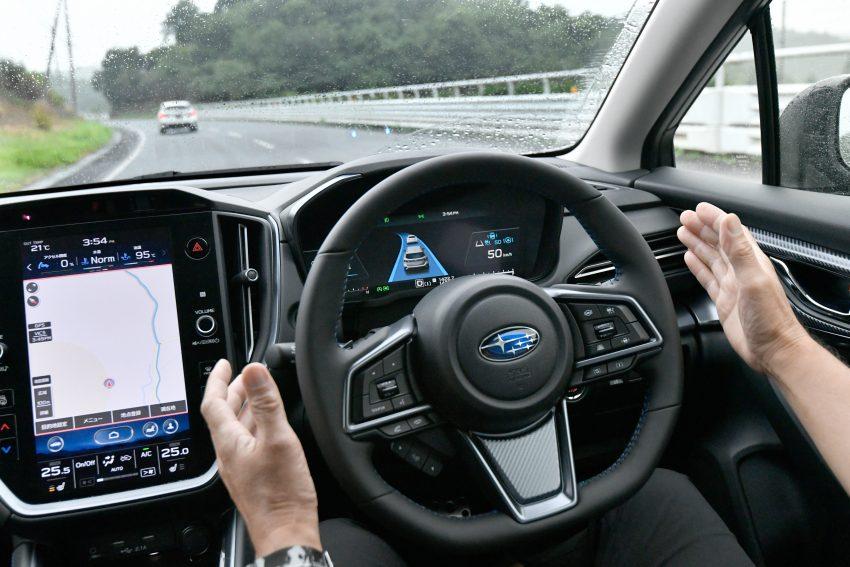 第二代 Subaru Levorg 全球首发, 新引擎, 安全性全面进化 Image #132300