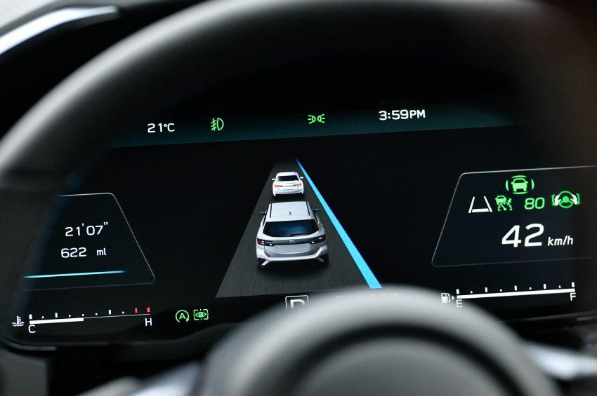 第二代 Subaru Levorg 全球首发, 新引擎, 安全性全面进化 Image #132301
