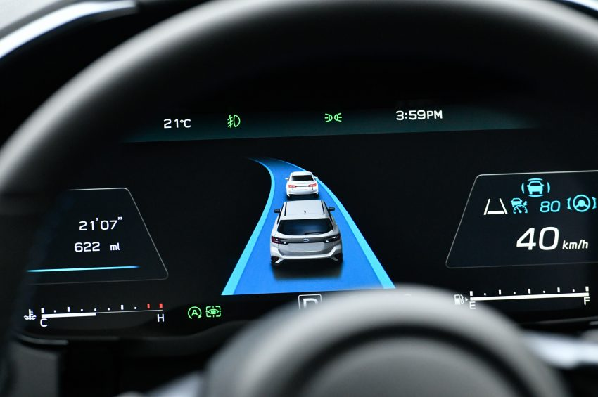 第二代 Subaru Levorg 全球首发, 新引擎, 安全性全面进化 Image #132302