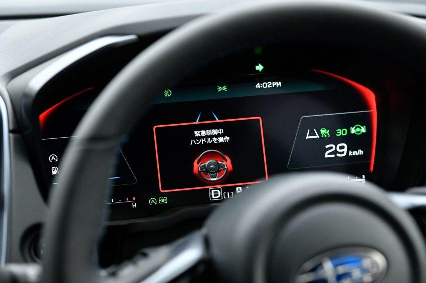 第二代 Subaru Levorg 全球首发, 新引擎, 安全性全面进化 Image #132304