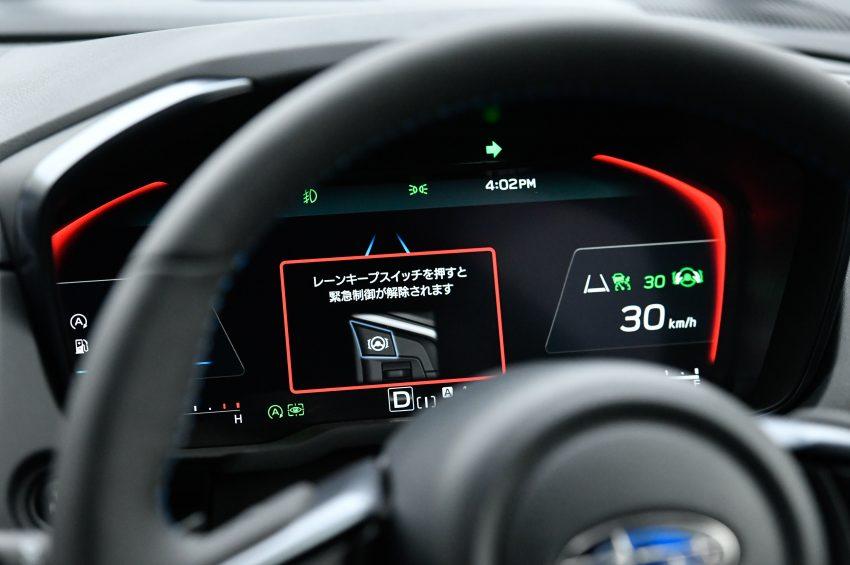 第二代 Subaru Levorg 全球首发, 新引擎, 安全性全面进化 Image #132305