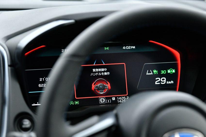 第二代 Subaru Levorg 全球首发, 新引擎, 安全性全面进化 Image #132306