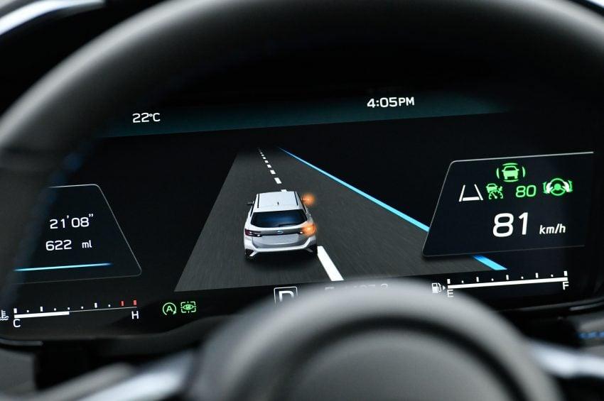 第二代 Subaru Levorg 全球首发, 新引擎, 安全性全面进化 Image #132307