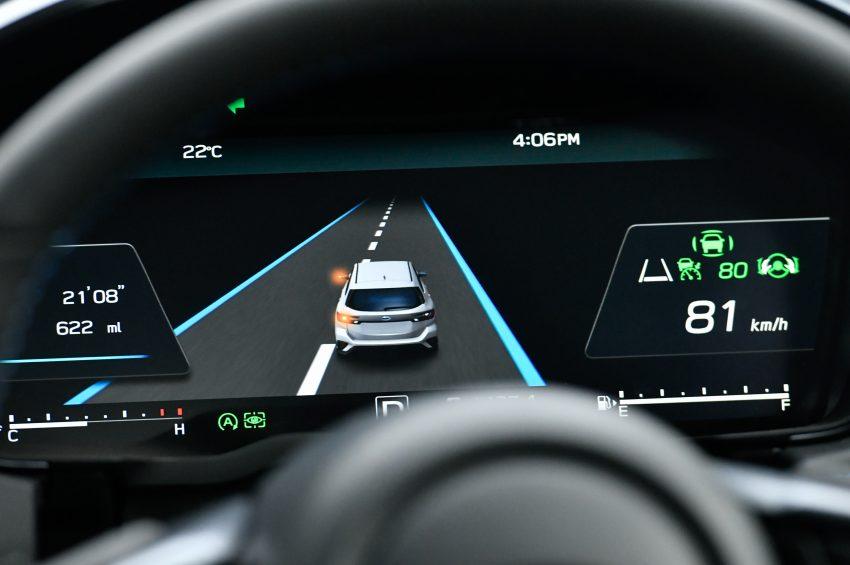 第二代 Subaru Levorg 全球首发, 新引擎, 安全性全面进化 Image #132308