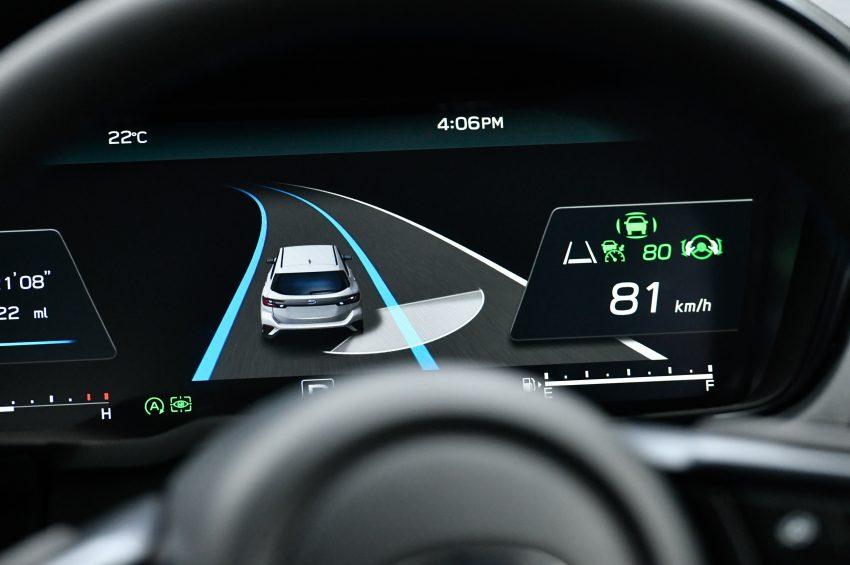第二代 Subaru Levorg 全球首发, 新引擎, 安全性全面进化 Image #132309