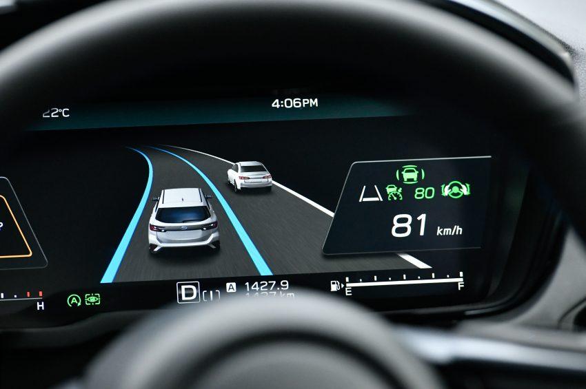 第二代 Subaru Levorg 全球首发, 新引擎, 安全性全面进化 Image #132310