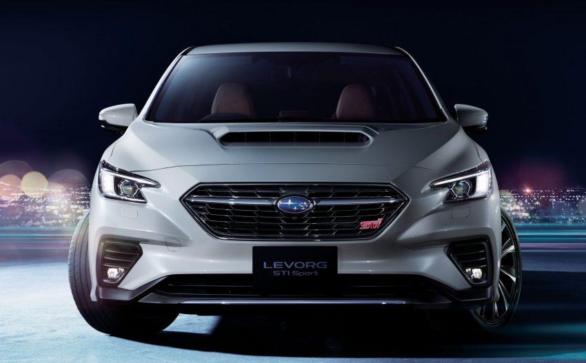 第二代 Subaru Levorg 全球首发, 新引擎, 安全性全面进化 Image #132185