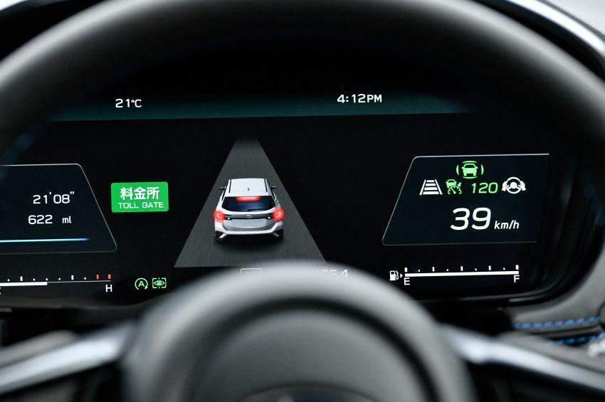 第二代 Subaru Levorg 全球首发, 新引擎, 安全性全面进化 Image #132314