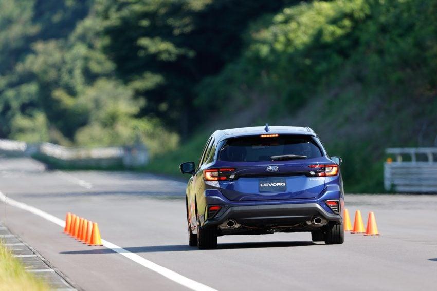 第二代 Subaru Levorg 全球首发, 新引擎, 安全性全面进化 Image #132318