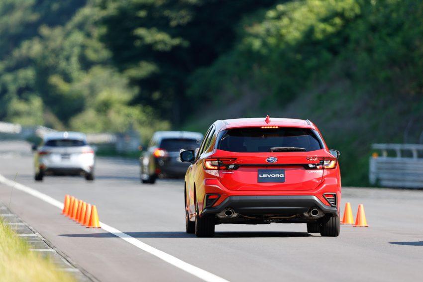 第二代 Subaru Levorg 全球首发, 新引擎, 安全性全面进化 Image #132319