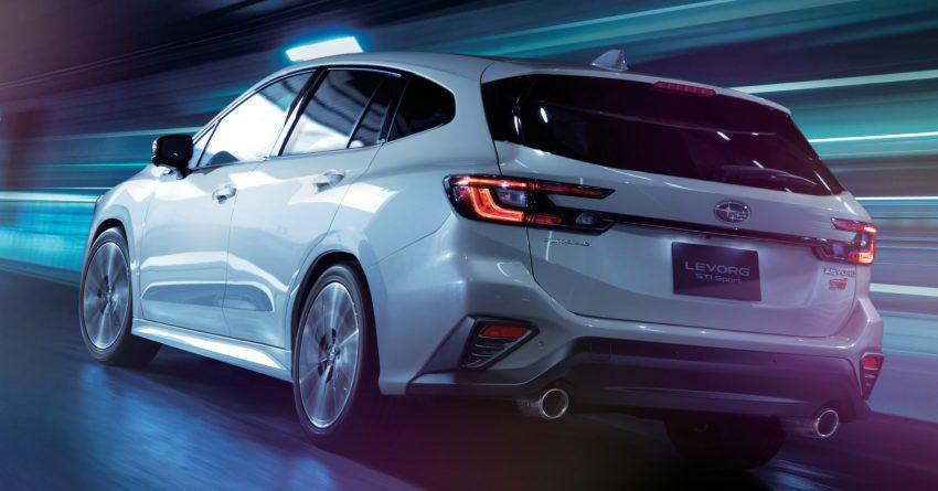 第二代 Subaru Levorg 全球首发, 新引擎, 安全性全面进化 Image #132190