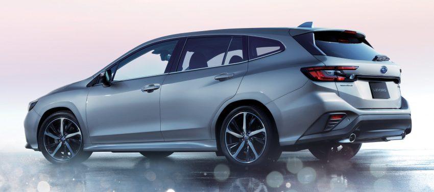 第二代 Subaru Levorg 全球首发, 新引擎, 安全性全面进化 Image #132173