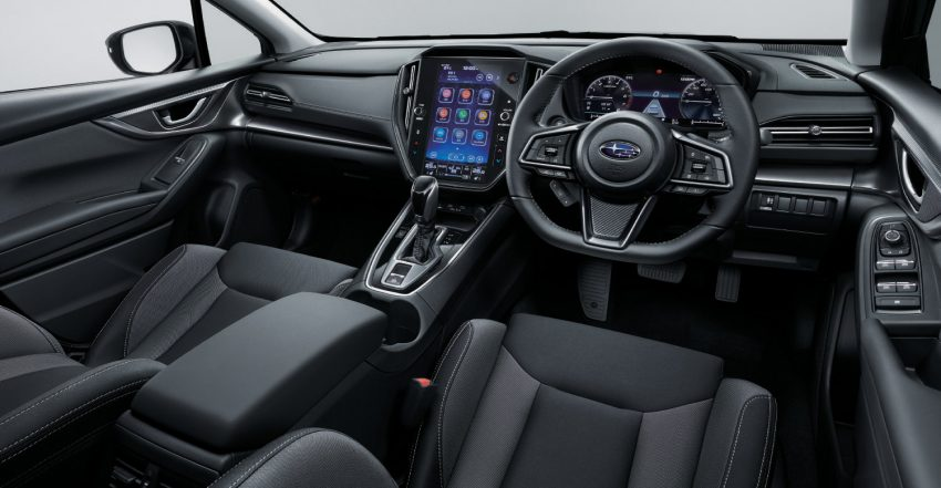 第二代 Subaru Levorg 全球首发, 新引擎, 安全性全面进化 Image #132192