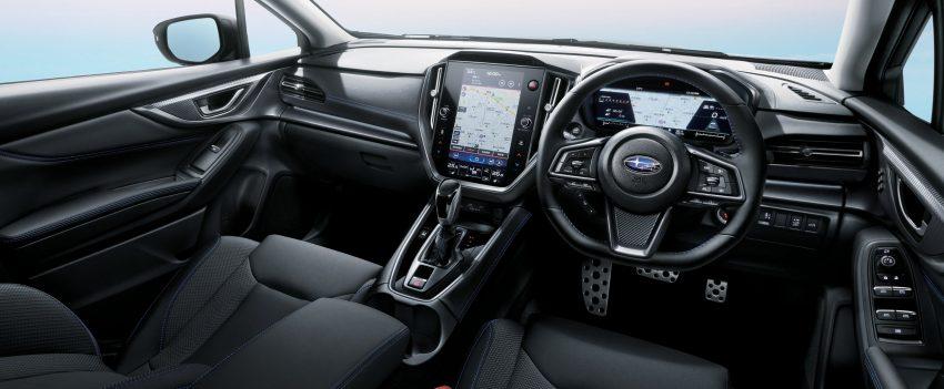 第二代 Subaru Levorg 全球首发, 新引擎, 安全性全面进化 Image #132174
