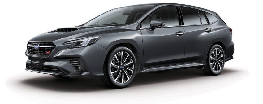 第二代 Subaru Levorg 全球首发, 新引擎, 安全性全面进化 Image #132209