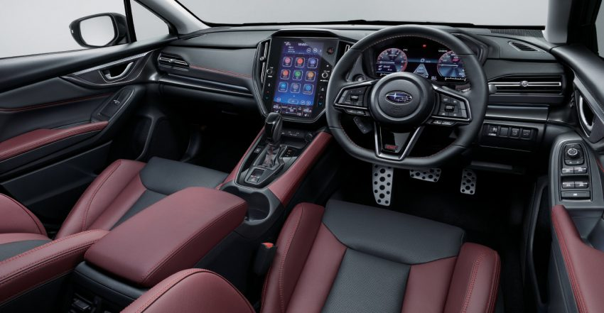 第二代 Subaru Levorg 全球首发, 新引擎, 安全性全面进化 Image #132210