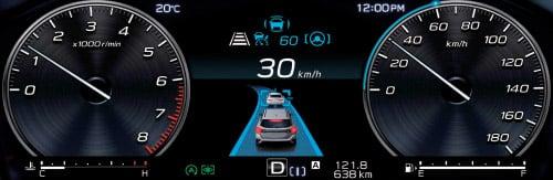 第二代 Subaru Levorg 全球首发, 新引擎, 安全性全面进化 Image #132221