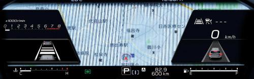 第二代 Subaru Levorg 全球首发, 新引擎, 安全性全面进化 Image #132222
