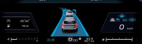 第二代 Subaru Levorg 全球首发, 新引擎, 安全性全面进化 Image #132223