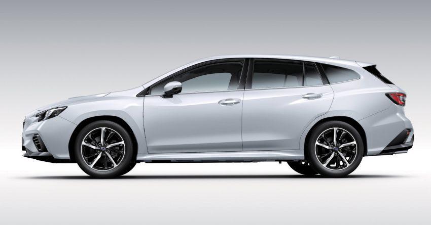 第二代 Subaru Levorg 全球首发, 新引擎, 安全性全面进化 Image #132225
