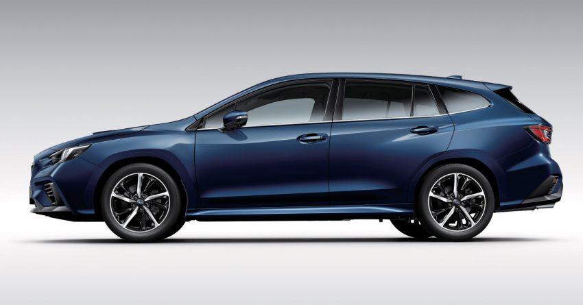 第二代 Subaru Levorg 全球首发, 新引擎, 安全性全面进化 Image #132228