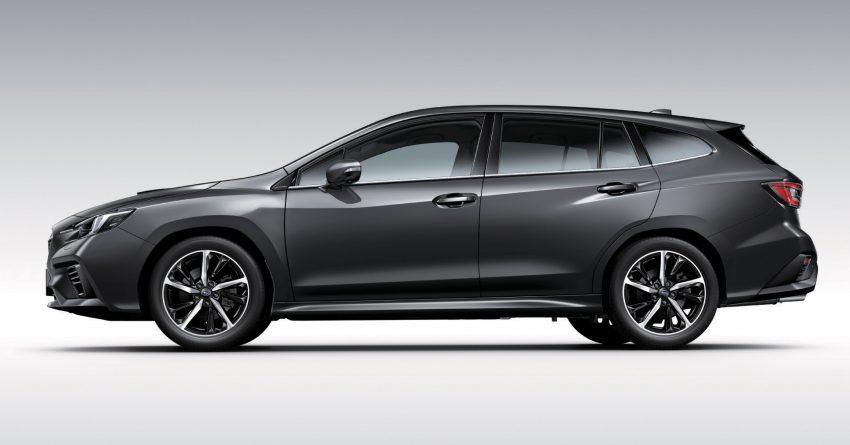 第二代 Subaru Levorg 全球首发, 新引擎, 安全性全面进化 Image #132229