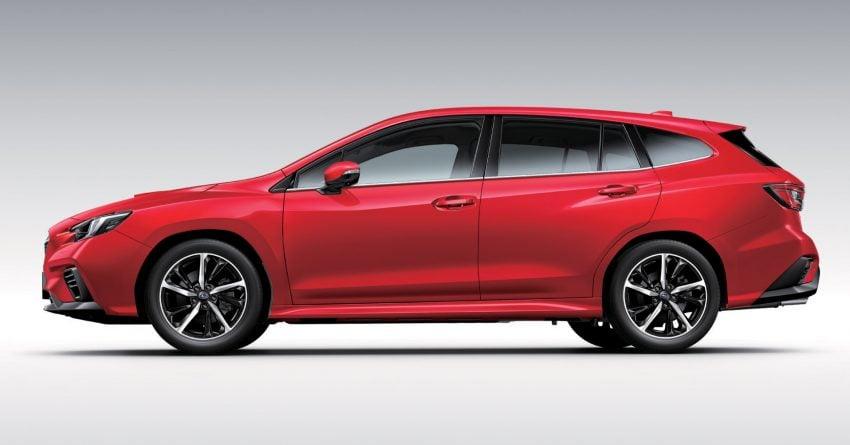 第二代 Subaru Levorg 全球首发, 新引擎, 安全性全面进化 Image #132231