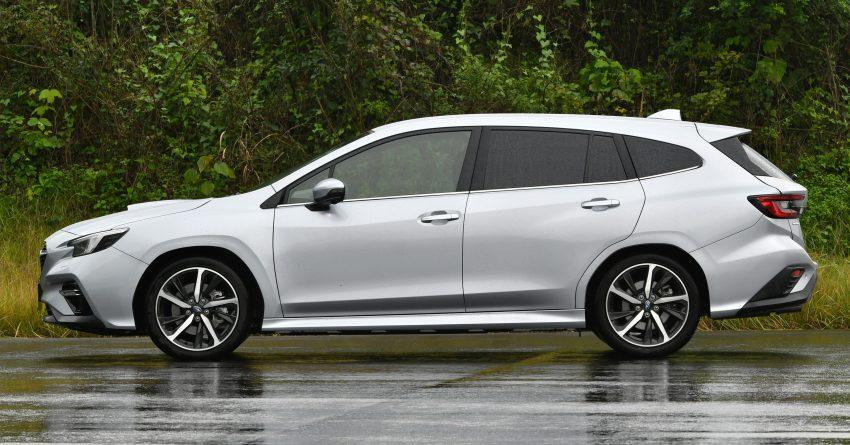 第二代 Subaru Levorg 全球首发, 新引擎, 安全性全面进化 Image #132238