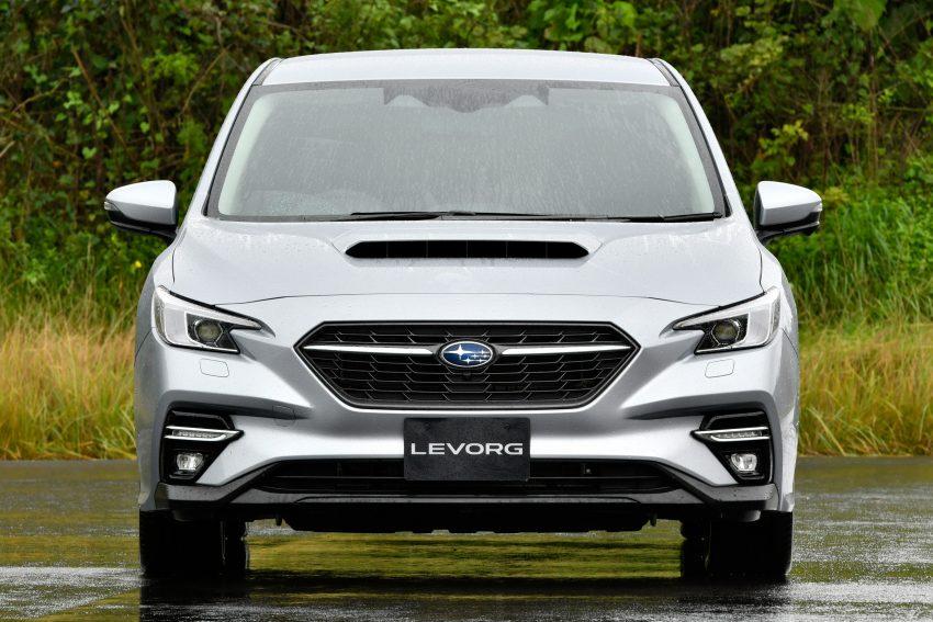 第二代 Subaru Levorg 全球首发, 新引擎, 安全性全面进化 Image #132241