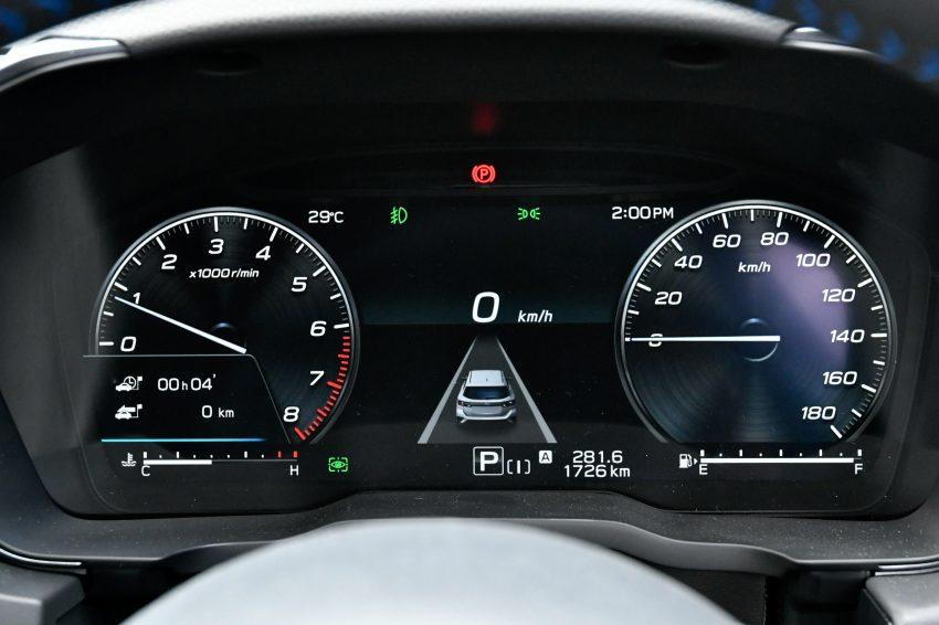 第二代 Subaru Levorg 全球首发, 新引擎, 安全性全面进化 Image #132249