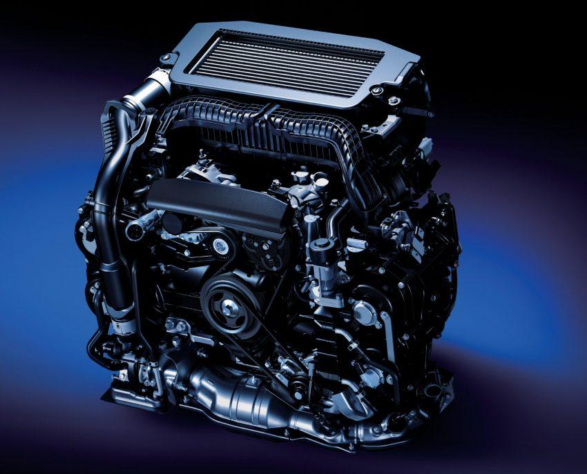 第二代 Subaru Levorg 全球首发, 新引擎, 安全性全面进化 Image #132179