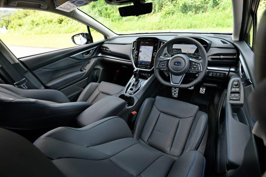 第二代 Subaru Levorg 全球首发, 新引擎, 安全性全面进化 Image #132256
