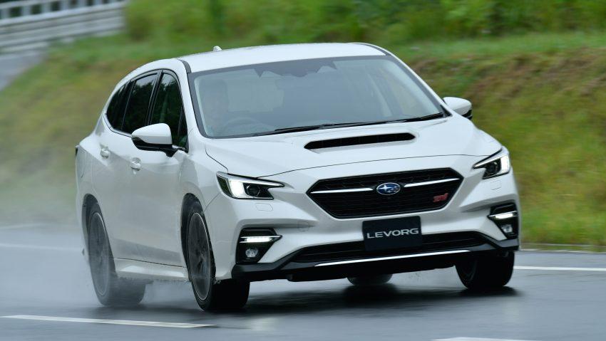 第二代 Subaru Levorg 全球首发, 新引擎, 安全性全面进化 Image #132258
