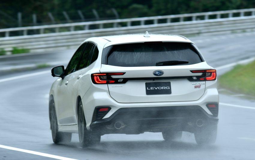 第二代 Subaru Levorg 全球首发, 新引擎, 安全性全面进化 Image #132259