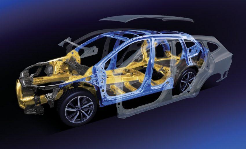 第二代 Subaru Levorg 全球首发, 新引擎, 安全性全面进化 Image #132180