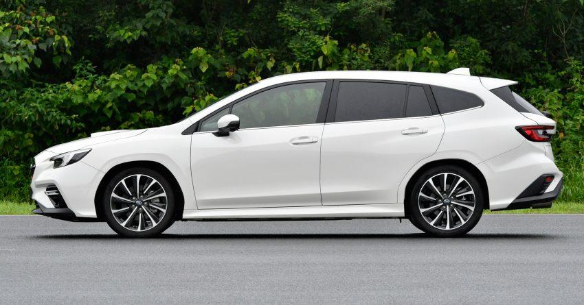 第二代 Subaru Levorg 全球首发, 新引擎, 安全性全面进化 Image #132261