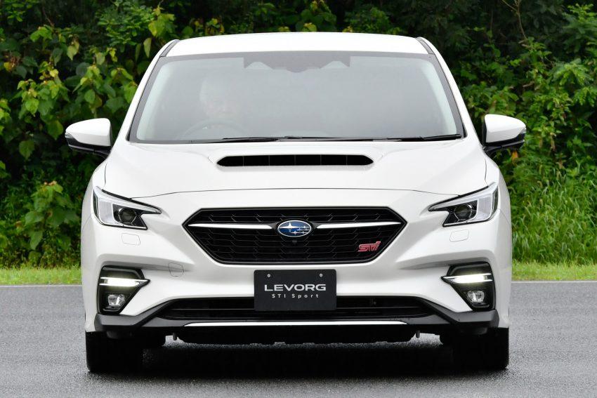 第二代 Subaru Levorg 全球首发, 新引擎, 安全性全面进化 Image #132264