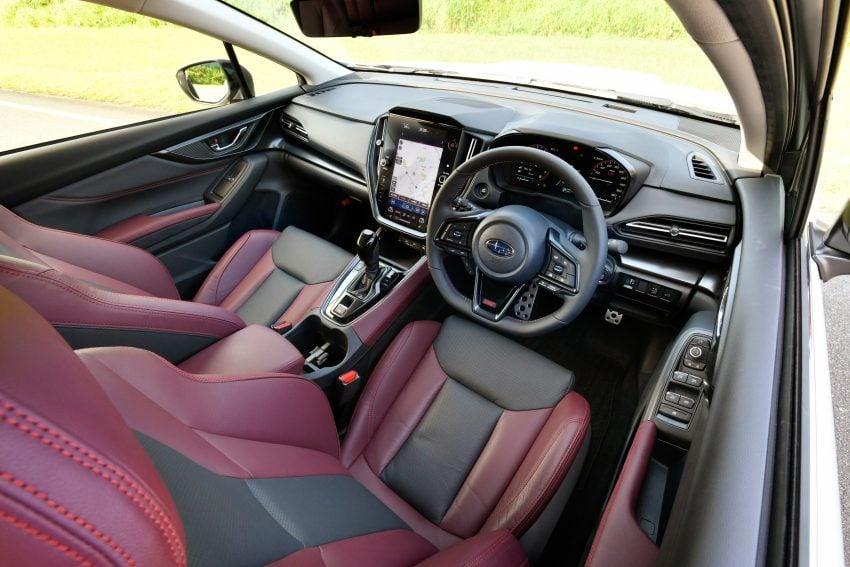 第二代 Subaru Levorg 全球首发, 新引擎, 安全性全面进化 Image #132269