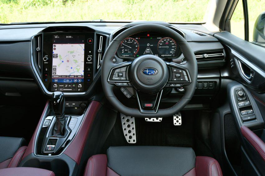 第二代 Subaru Levorg 全球首发, 新引擎, 安全性全面进化 Image #132270