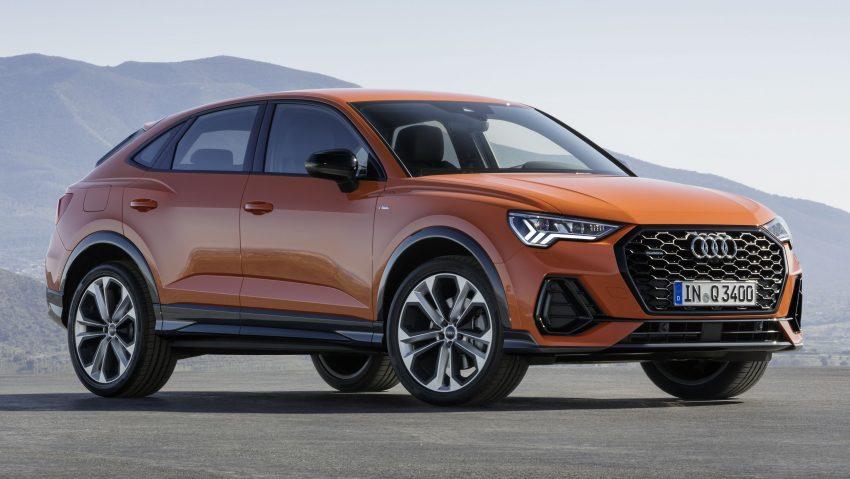 商业资讯: 透过全新 Audi 线上虚拟陈列室观赏并购买全新梦寐以求的 Audi , 包括高性能 RS 版本与 Q3 Sportback ! Image #132045