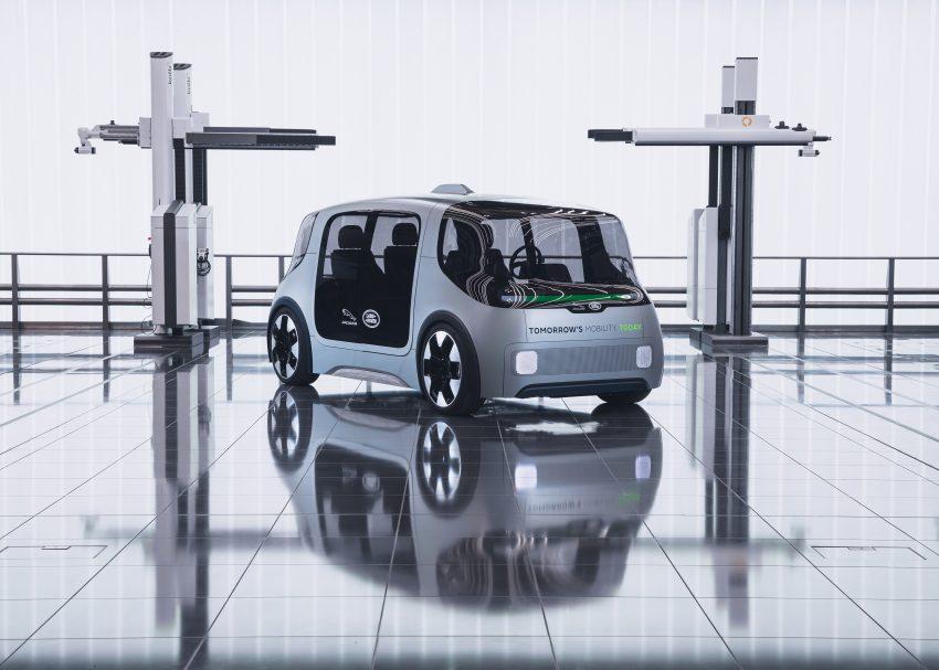 防止晕车!Jaguar Land Rover 研发舒适度侦测自驾系统 Image #130005