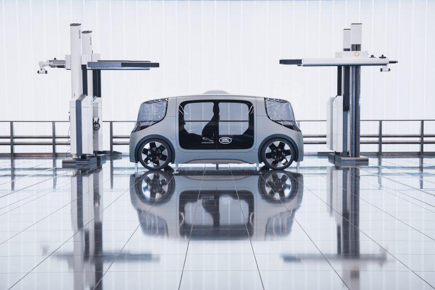 防止晕车!Jaguar Land Rover 研发舒适度侦测自驾系统 Image #130006